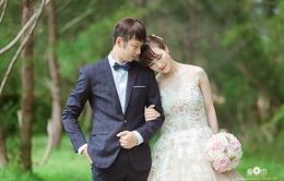 Ảnh cưới đẹp long lanh của cặp đôi cầu lông Nguyễn Tiến Minh - Vũ Thị Trang