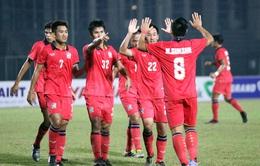 Giải U19 Đông Nam Á 2016 (Bảng B): U19 Thái Lan chắc suất vào bán kết