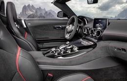 Mercedes-AMG GT Roadster 2017 ra mắt với 2 phiên bản mới