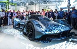 Siêu xe đường phố Aston Martin 3,2 triệu USD ra mắt tại Singapore