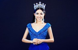Hoa hậu Huỳnh Thuý Anh tái xuất sau thời gian du học