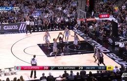 Los Angeles Clippers giữ vững ngôi đầu BXH miền Tây