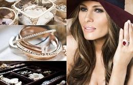 Melania Trump và kho đồ hiệu trị giá hàng triệu đô