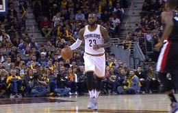 Big3 ghi tới 91 điểm trong chiến thắng của Cleveland Cavaliers
