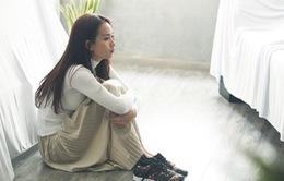 Ái Phương đau khổ khi chia tay người yêu trong MV