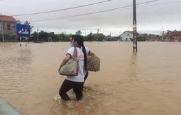 Công điện hỏa tốc ứng phó mưa lũ tại các tỉnh miền Trung