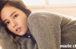 """""""Búp bê xứ Hàn"""" Han Ga In đẹp dịu dàng trong loạt ảnh mới"""