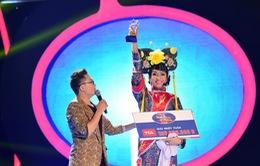 Bắt chước NSƯT Hoài Linh giả gái, Bạch Công Khanh ẵm giải 100 triệu đồng