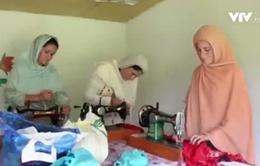 Mô hình kinh doanh giúp phụ nữ tự lập tại Pakistan
