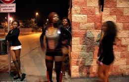 Phụ nữ Nigeria bị buộc hành nghề mại dâm tại châu Âu