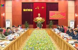 Kiểm tra về phòng chống tham nhũng ở Phú Thọ và Bắc Ninh