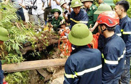 Đánh sập hang Nước tại Thanh Hóa sau vụ 3 phu vàng tử nạn