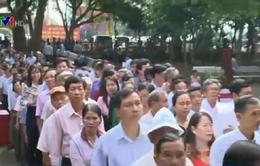 Dâng hương kỷ niệm ngày sinh Chủ tịch Hồ Chí Minh tại Phú Yên