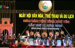 Khai mạc ngày hội Văn hóa, Thể thao và Du lịch các dân tộc tỉnh Phú Yên