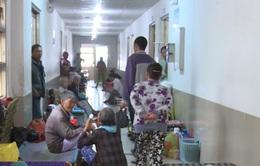 Phú Yên: Gia tăng bệnh nhân nhập viên do mưa lạnh