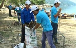 Phú Yên, Bình Định hưởng ứng chiến dịch Hãy làm sạch biển