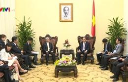 PTTg Nguyễn Xuân Phúc tiếp Phó Chủ tịch cấp cao Tập đoàn Toyota Kodaira