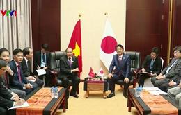 Nhật Bản tiếp tục ưu tiên ODA cho Việt Nam