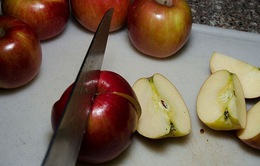 Phương pháp detox bằng giấm táo