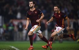 Juventus chuẩn bị có tiền vệ đắt giá của AS Roma