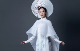 Đây là quốc phục của Phương Linh tại Hoa hậu quốc tế 2016