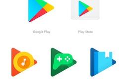 Google Play khẳng định thương hiệu với icon ứng dụng hoàn toàn mới