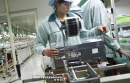 PMI tháng 1: Việt Nam đứng thứ hai trong khu vực