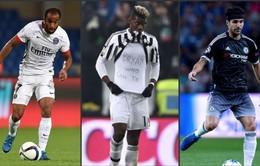 Paul Pogba và những kỉ lục chuyển nhượng liên tục bị phá tại nước Anh