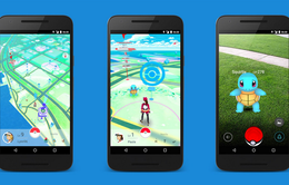 Pokémon Go chính thức phát hành phiên bản beta trên Android, iOS