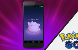 Ditto cuối cùng đã xuất hiện trên Pokémon GO