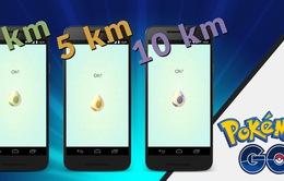 Pokémon GO bổ sung cách phân biệt các loại trứng Pokémon