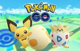 Pokémon GO trình làng Pokémon mới và phiên bản đặc biệt của Pikachu