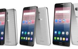 Alcatel trình làng 3 mẫu smartphone mới hỗ trợ selfie buổi tối
