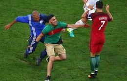ĐT Bồ Đào Nha lĩnh án phạt từ UEFA