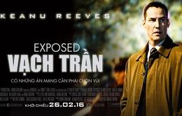 Người hùng Ma trận Keanu Reeves sắm vai thám tử trong phim mới