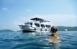 Kiên Giang tăng cường quản lý tàu du lịch tại Phú Quốc
