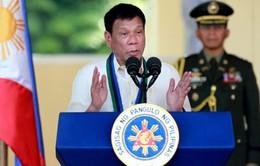 Tổng thống Philippines không khoan nhượng với ma túy và tội phạm