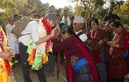 Hoàng tử Harry và những hình ảnh thú vị từ Nepal
