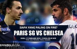 PSG – Chelsea: Thủng hàng thủ, The Blues khó chống lại chủ nhà (2h45, 17/2)