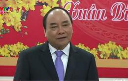 PTTg Nguyễn Xuân Phúc chúc Tết tại Đà Nẵng