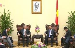 Phó Thủ tướng Nguyễn Xuân Phúc tiếp Đại sứ Hoa Kỳ và Australia