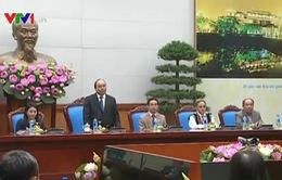 Phó Thủ tướng Nguyễn Xuân Phúc tiếp đoàn cán bộ huyện Bắc Trà My