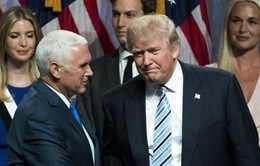 Ông Mike Pence chấp nhận đề cử ứng cử viên Phó Tổng thống Mỹ