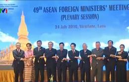 Thông cáo chung ASEAN vì hòa bình, ổn định ở khu vực