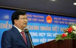 PTTg Trịnh Đình Dũng: Hiệp định FTA tạo cơ hội lớn cho các DN Việt Nam