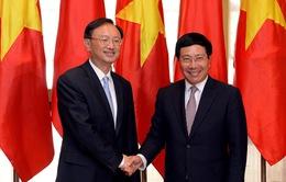 Phiên họp lần thứ 9 Ủy ban chỉ đạo hợp tác song phương Việt Nam - Trung Quốc