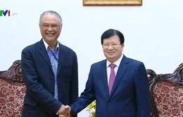 Việt Nam - Lào đẩy mạnh hợp tác trong lĩnh vực năng lượng