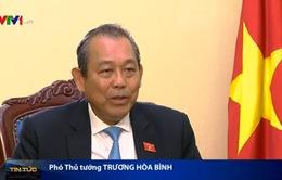 PTTg Trương Hòa Bình khẳng định quyết giữ gìn an ninh chính trị, trật tự xã hội