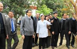 Phó Thủ tướng Vũ Đức Đam làm việc tại Thanh Hoá