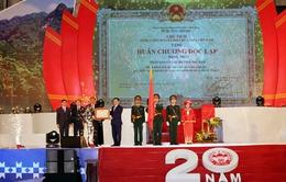 20 năm tái lập tỉnh Bắc Kạn